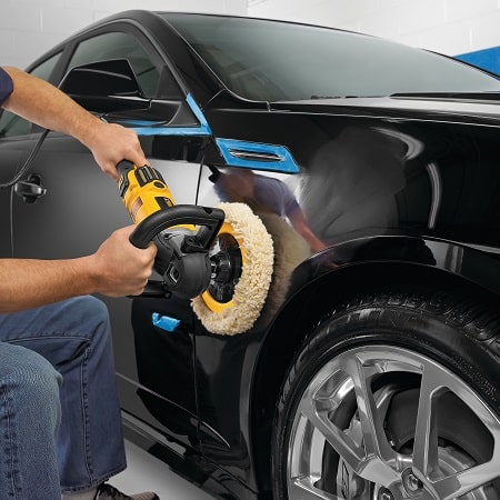 Best Polisher For Black Car