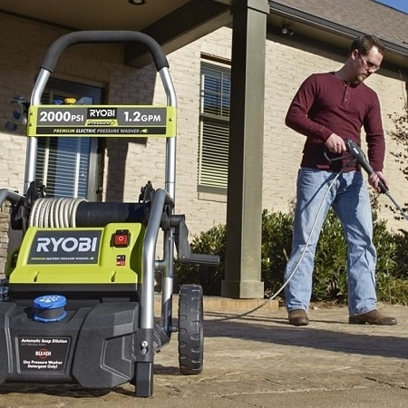 Ryobi 2000 PSI Pressure Washer Review