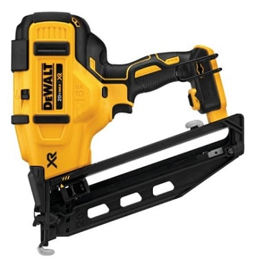 DEWALT 20V 16 Gauge Finish Nailer, DCN660B