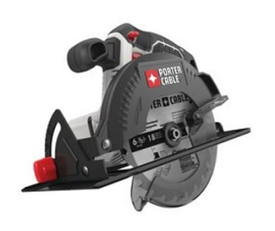 PORTER-CABLE Cordless Circular Saw, PCC660B