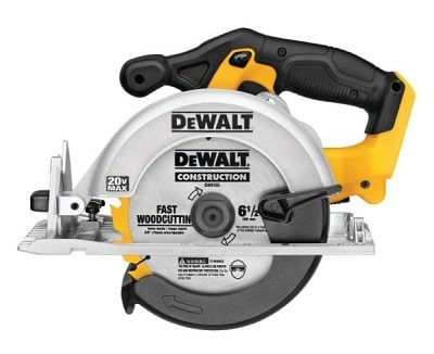 DEWALT Battery Powered Circular Saw, DCS391B