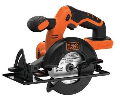 BLACK+DECKER Cordless Circular Saw, BDCCS20C