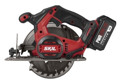SKIL Battery Powered Circular Saw, CR541302