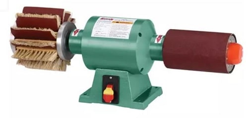 Grizzly Industrial Drum/Flap Sander, G8749