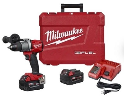 Milwaukee Electric Tools Hammer Drill Kit, 2804-22