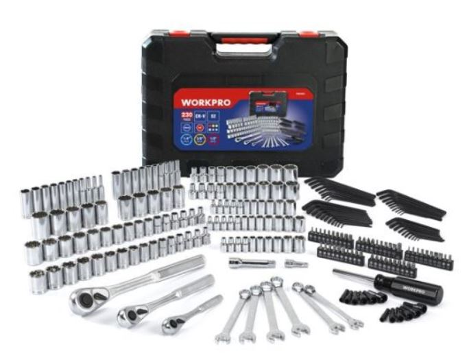 Apollo Tools DT4945 Household Tool Kit