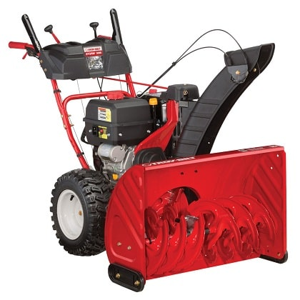 Troy-Bilt Two-Stage Gas Snow Thrower,Storm 3090