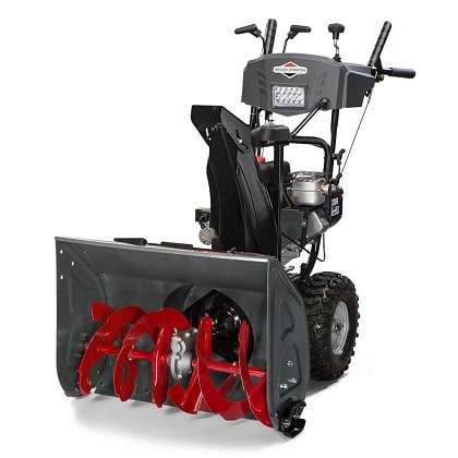 Briggs & Stratton Dual-Stage Snow Blower, S1227