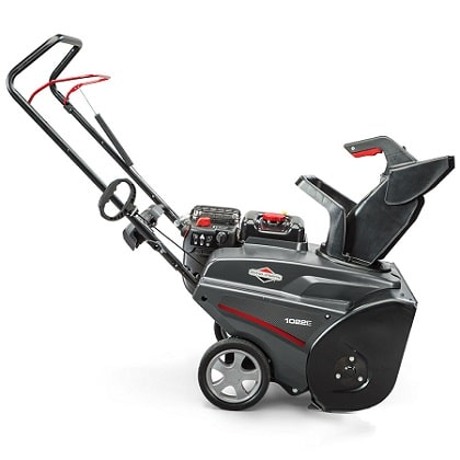 Briggs & Stratton 22-Inch Single-Stage Snow Blower, 1022
