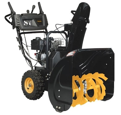 Poulan Pro Two-Stage Electric Start Snow Blower, PR241