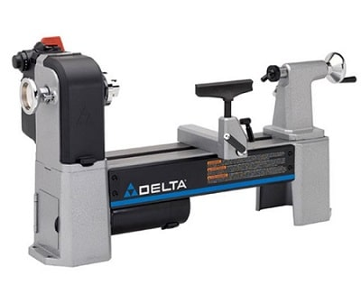 Delta Industrial 46-460 Variable-Speed Wood Lathe