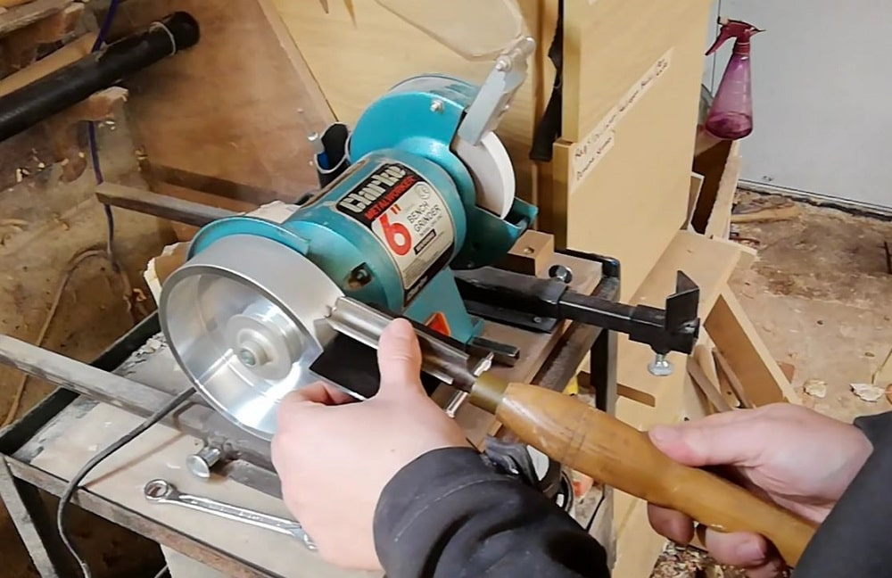 Best Wood Lathe Tool Sharpening System